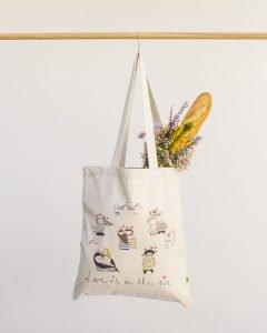 love pan y flores