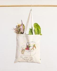 tesoro flores y espinacas